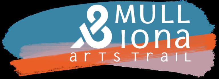 Mull and Iona Arts Trail Logo