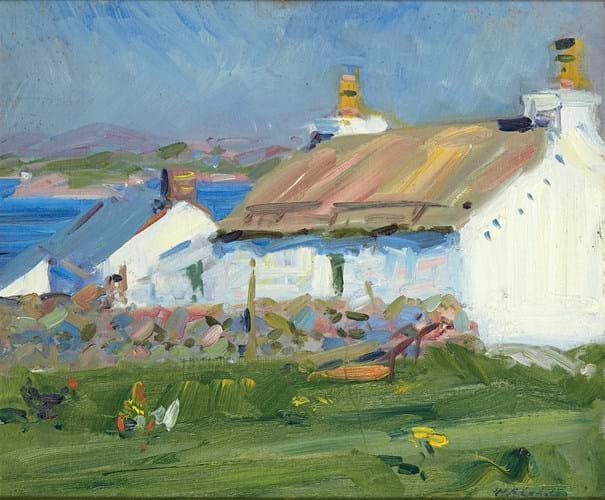 Crofts on Iona, Colourists of Iona