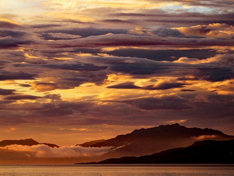 Alan Jack, Sunset, Ben Hiant