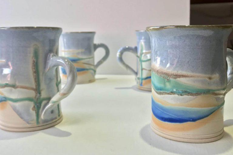 Mull Pottery Mugs