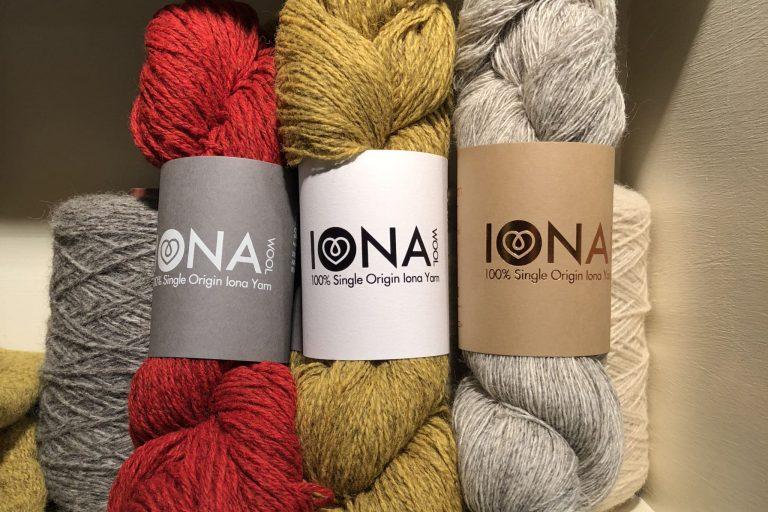 Iona Wool hanks
