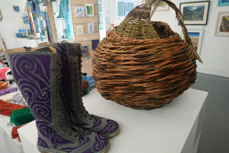 South West Mull Makers boots to baskets for sale