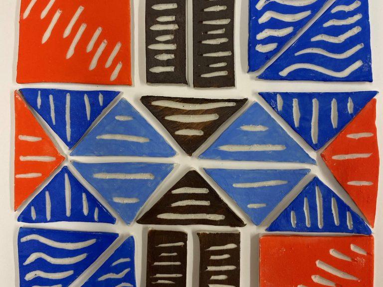 Teresa Munby geometric tiles