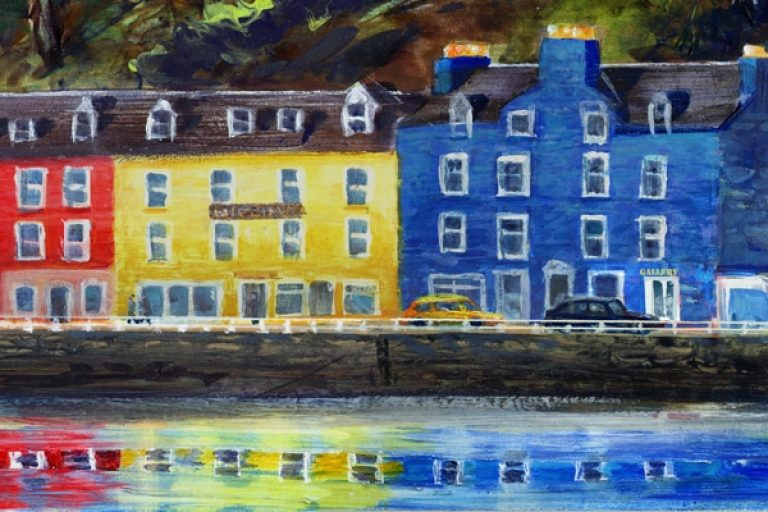 The Picture Gallery Tobermory Mull